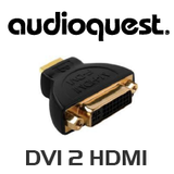 Audioquest DVI to HDMI Adapter