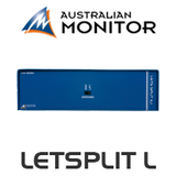 Austrailan Monitor LETSPLITL Line Level Splitter