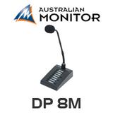 Australian Monitor DP8M DigiPage 8M Paging Station