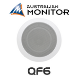 "Australian Monitor QF6 QuickFit 6"" In-Ceiling Speaker (Each)"
