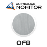 "Australian Monitor QF8 QuickFit 8"" In-Ceiling Speaker (Each)"