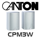 "Canton Plus Media 3 5"" Active Minispeakers (Pair)"