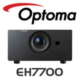 Optoma EH-7700 Commercial Grade Data Projector