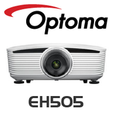 Optoma EH505 Large Venue DLP Data Projector