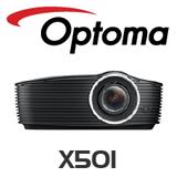 Optoma X501 DLP Data Projector