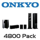 Onkyo 4800 5.1 Speaker Pack
