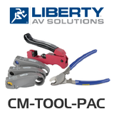 Liberty C-Tec2 Complete Tool Kit for Coaxial Cable