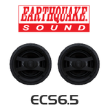 "EarthQuake ECS6.5 6.5"" Edgeless In-Ceiling Speakers (Pair)"