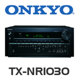 Onkyo TX-NR1030 9.2 Channel Network A/V Receiver with FREE AirPlay Dock