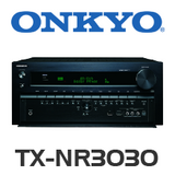 Onkyo TX-NR3030 11.2-Channel Network A/V Receiver with FREE AirPlay Dock