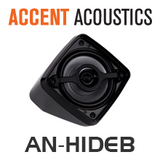 Accent Acoustics Satellite Speaker Single