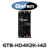 Gefen ToolBox 1:2 Splitter for HDMI with Ultra HD 4K x 2K Support