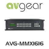 AVGear AVG-MMX1616 16x16 HDMI Matrix Switchers