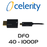 Celerity DFO 12.2 - 304.8m Detachable Fibre Optic HDMI Cable