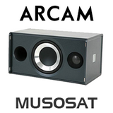 Arcam Muso Two-Way Bass Reflex Loudspeaker (Each)