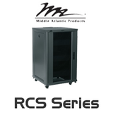 "Middle Atlantic Essex RCS 24"" Deep 18RU / 27RU / 42RU Pre-Configured Rack System"