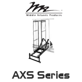"Middle Atlantic AXS Series 20"" Deep In-Wall Slide Out Rack with 30RU / 35RU / 40RU / 43RU"