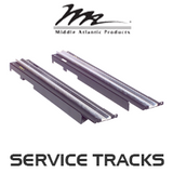 Middle Atlantic MA-Track 31 / 50 Service Tracks for AXS & SAX / AX-SXR racks (Pair)