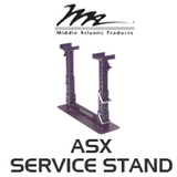 Middle Atlantic Service Stand for AXS & AX-SXR Racks