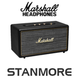 Marshall Stanmore Bluetooth Speaker - Black / Cream