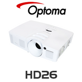 Optoma OP-HD26 3D Home Theatre Projector