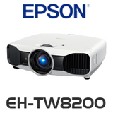 Epson EH-TW8200 LCD 2400 Lumens Full HD 3D Home Theatre Projector
