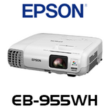 Epson EB-955WH LCD 3200 Lumens WXGA Corporate Portable Multimedia Projector