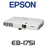 Epson EB-1751 LCD 2600 Lumens XGA Corporate Portable Multimedia Projector