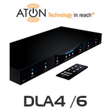 ATON DLA4 / DLA6 4-6 Room Remote Controllable Speaker Selector