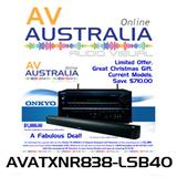 AVATXNR838-LSB40 AV Reciever & Soundbar