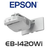 Epson MeetingMate EB-1420Wi LCD 3300 Lumens WXGA Ultra Short Throw Projector