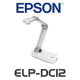 Epson ELP-DC12 Visualiser / Document Camera