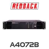Redback A4072B Phase4 PA Amplifier 2x125W