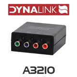 Dynalink A3210 Component & Coaxial Digital Audio UTP Balun