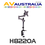 H8220A 100MM VESA Desk Mount LCD Bracket