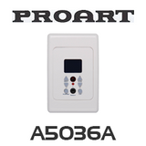 Proart Audio Distribuition System Remote Control Panel