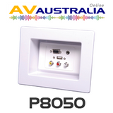 P8050 Wallplate Recess Box