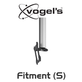 "Vogels Small Flat Panel VESA mount Ceiling Kit ( =< 24"")"