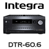 Integra DTR-60.6 9.2-Channel Dolby Atmos Ready Network A/V Receiver