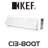 KEF Ci Series Ci3-80QT Motorized In-Ceiling Speaker (Each)