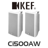 KEF Ci500AW 2-Way All-Weather Outdoor Speakers (Pair)