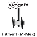 Vogels CFC 0840 Medium-Max Flat Panel VESA mount Ceiling Kit (450 x 420 mm)