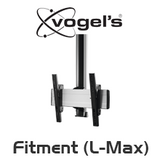 Vogels CFC 0860 Large-Max Flat Panel VESA mount Ceiling Kit (650 x 420 mm)