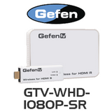 Gefen GTV-WHD-1080P-SR Wireless for HDMI Extender SR (up to 25m)
