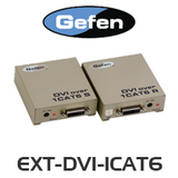 Gefen EXT-DVI-1CAT6 DVI Over 1 CAT6 Extender (up to 60m)