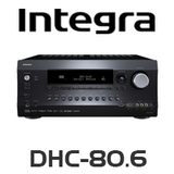 Integra DHC-80.6 11.2 Channel Dolby Atmos Ready Network A/V Preamp