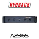 Redback Attenuator 5 Zone Evac 100W/100V