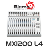 Biema MX1200 14 Channel Professional Mixing Desk