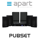 Apart Pubset Audio Entertainment System
