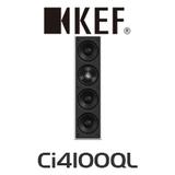 KEF Ci4100QL Ultra Thin Bezel In-Wall Speakers (Each)